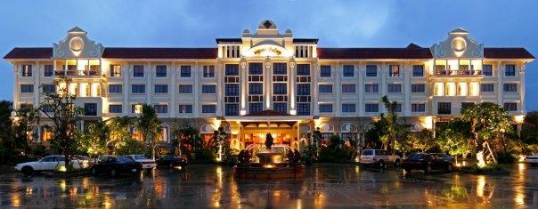 Prince d'Angkor Hotel